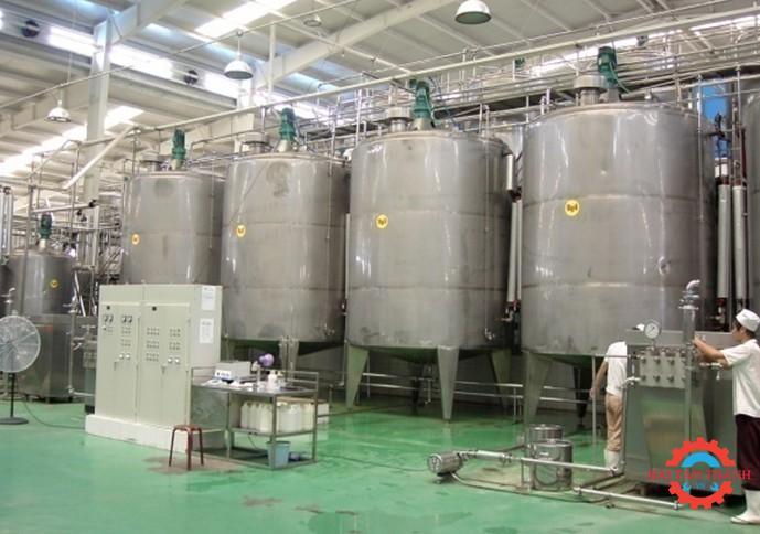 Gia công bồn chứa inox cao cấp uy tín theo yêu cầu tại Đồng Nai