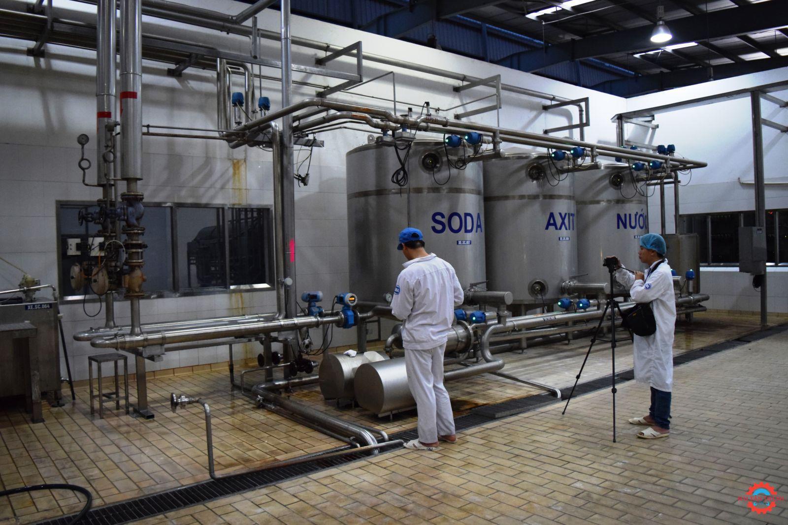 Gia công bồn chứa inox chất lượng đạt chuẩn cho các doanh nghiệp tại quận 2