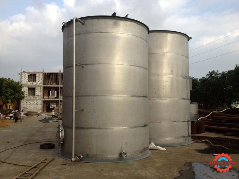 Nhận gia công bồn chứa silo cao cấp chuyên nghiệp tại Bình Thạnh