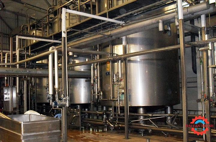 Dịch vụ gia công bồn chứa inox chất lượng uy tín tại quận 4