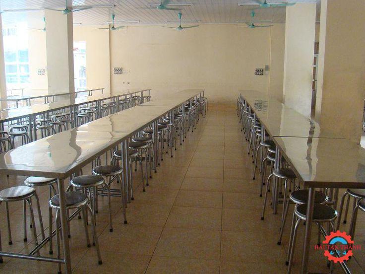 Gia công bàn ghế inox chất lượng uy tín tại quận 6