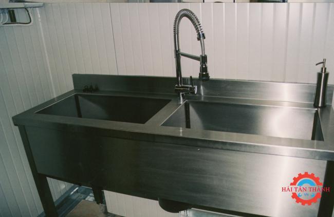 Công ty gia công chậu rửa inox chất lượng theo yêu cầu của khách hàng