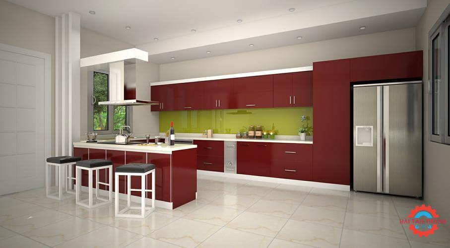 Hải Tân Thành chuyên gia công tủ bếp inox chất lượng cao uy tín tại quận 3