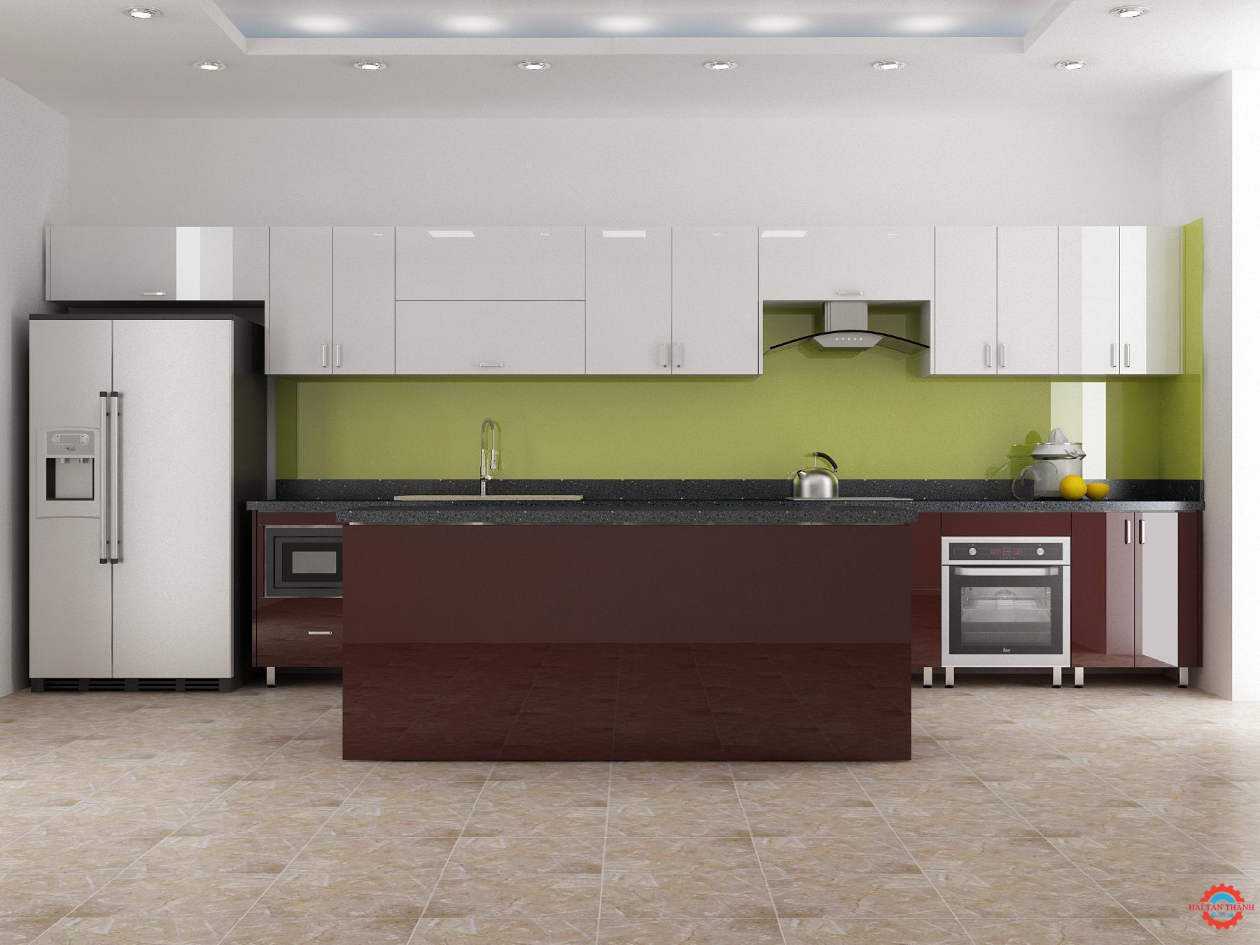 Chuyên gia công tủ bếp inox chất lượng cao theo yêu cầu tại quận 4