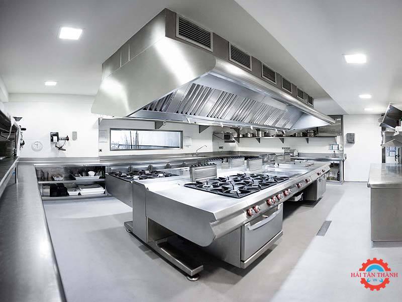 Lý do bạn nên gia công bếp inox chất lượng cao cho nhà hàng